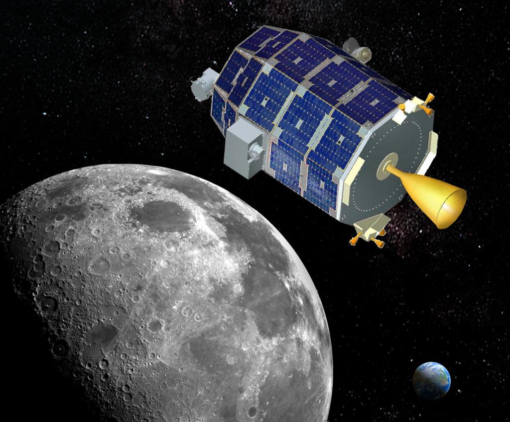 LADEE - Imagen: NASA