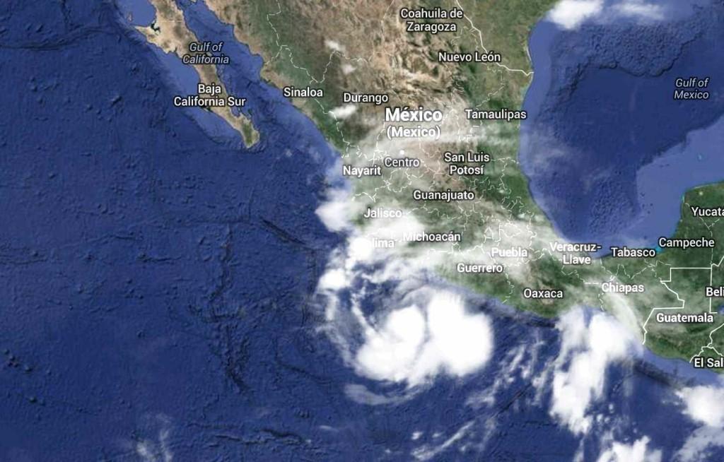 Tormenta Tropical CRISTINA