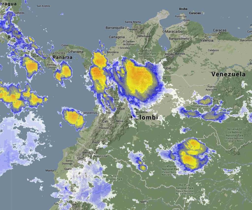 Clima Colombia