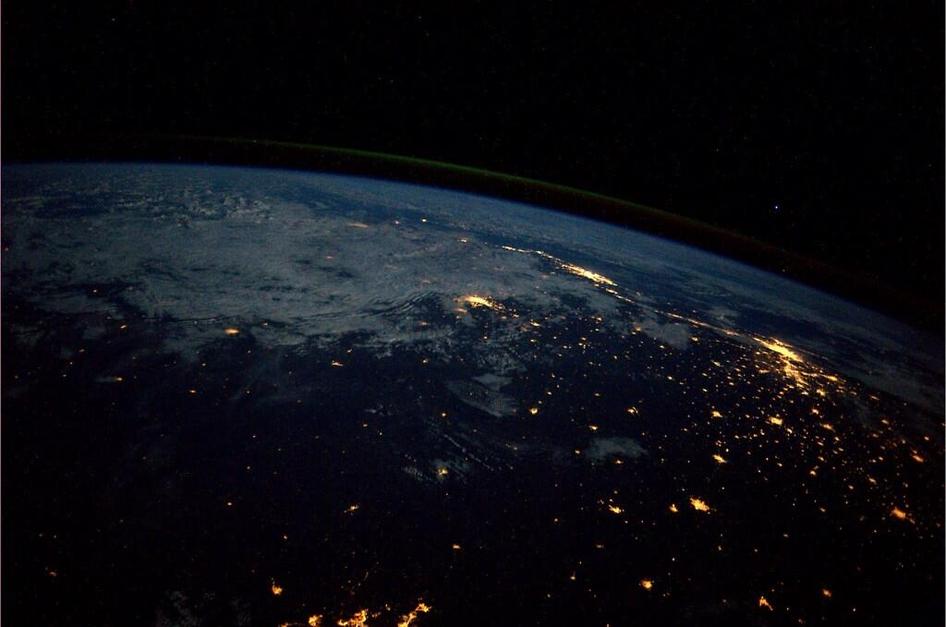 Imagen de NASA/Reid Wiseman