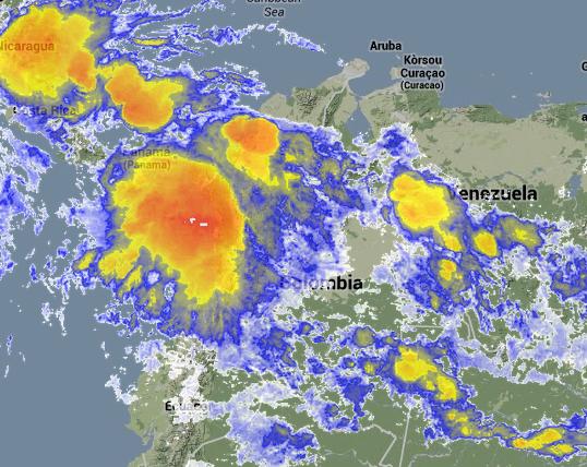 Así amanece Colombia hoy martes 24 de junio de 2014