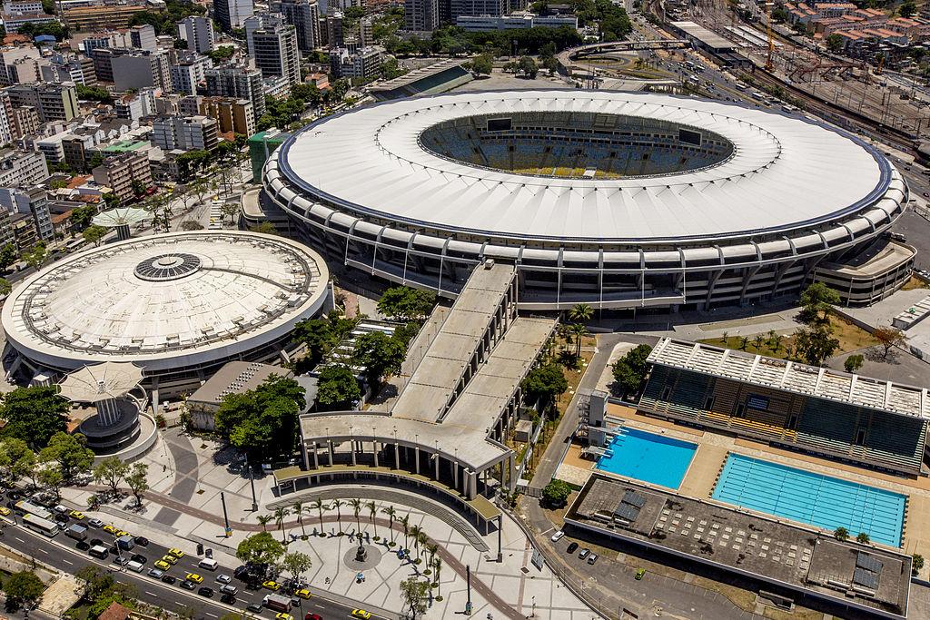 Estadio Maracaná- Río de Janeiro Foto: Wikipedia