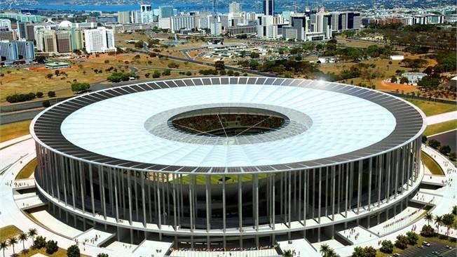 Estadio Nacional Mané Garrincha. Foto: FIFA.com
