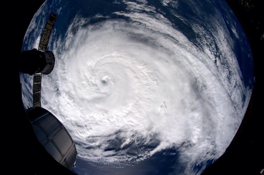 huracán Arthur