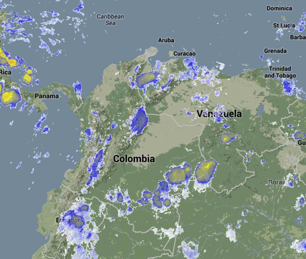 CLIMA COLOMBIA
