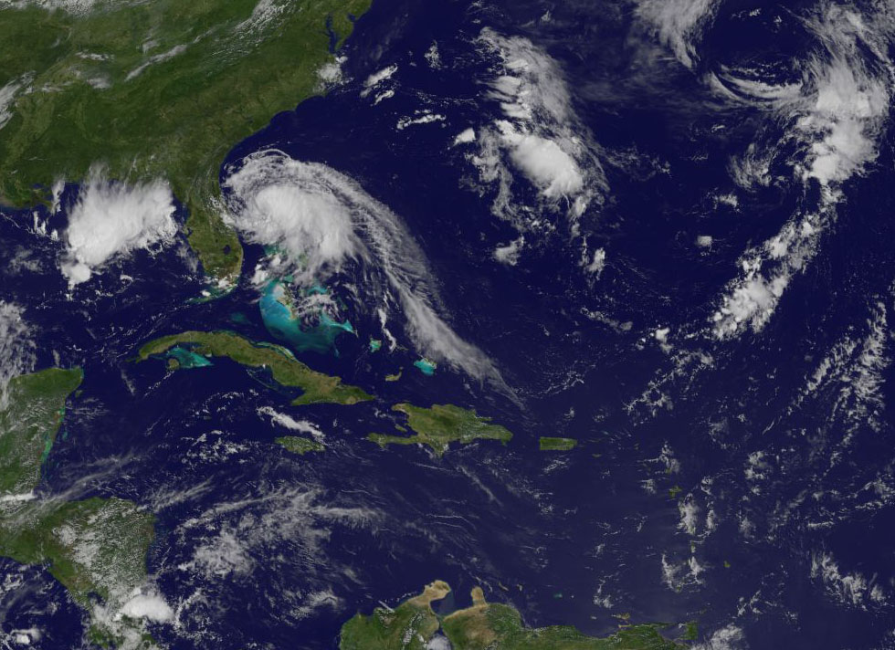 huracanes 2014