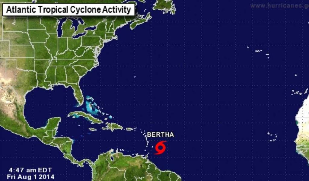 Imagen: NHC / NOAA
