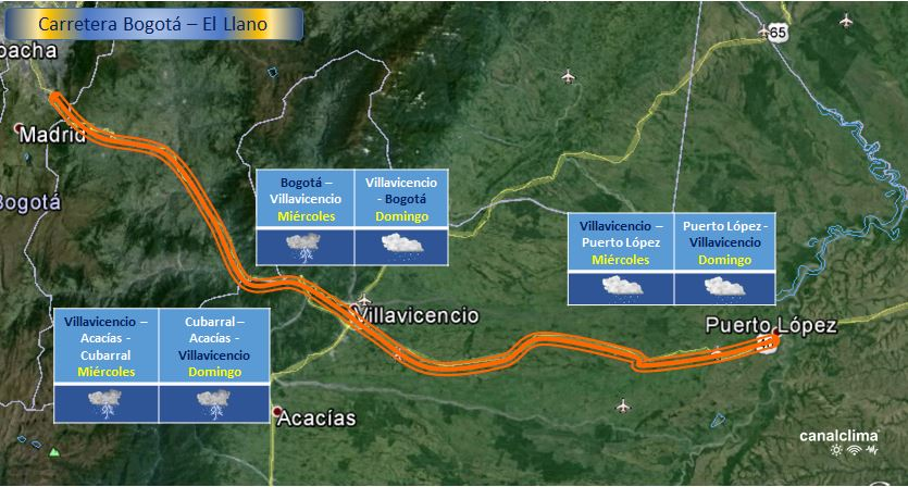 Imagen: Canal Clima